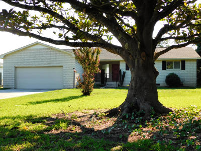 Beaufort Single Family Home For Sale: 195 Shore Drive