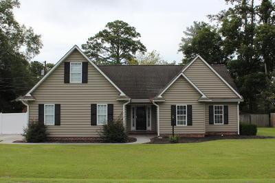 New Bern Single Family Home For Sale: 2003 Trent Boulevard