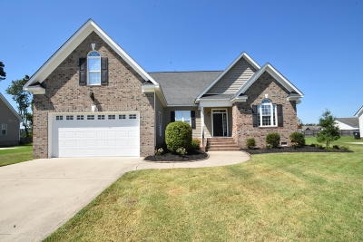 Winterville Single Family Home For Sale: 2962 Fox Glove Drive