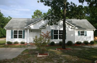 Boiling Spring Lakes Single Family Home For Sale: 2196 E Boiling Spring Road