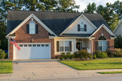 Greenville Single Family Home For Sale: 817 Mill Creek Drive