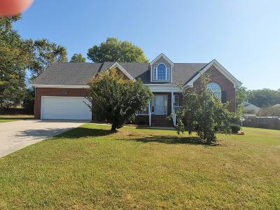 Rocky Mount NC Single Family Home For Sale: $175,000