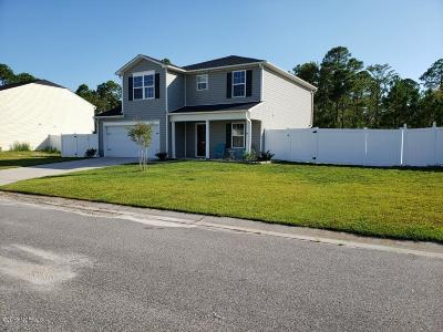 Bolivia Single Family Home For Sale: 448 Old Charleston Drive SE