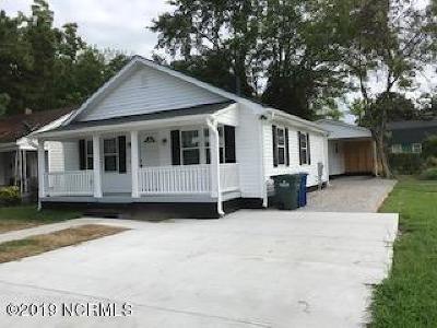 Greenville Single Family Home For Sale: 1227 Battle Street