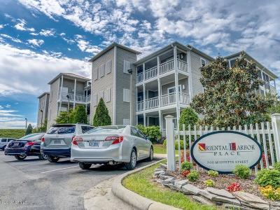 Oriental NC Condo/Townhouse For Sale: $382,500