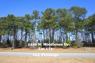 Calabash Residential Lots & Land For Sale: 1220 N Middleton Drive NW