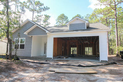Boiling Spring Lakes Single Family Home For Sale: 1013 E Boiling Spring Lakes Road