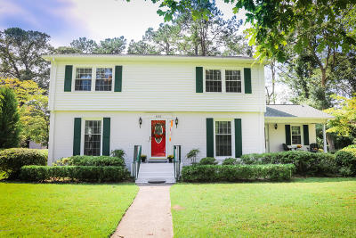 Trent Woods Single Family Home For Sale: 3603 Canterbury Road