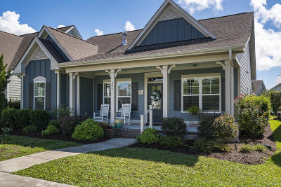 Beaufort NC Single Family Home For Sale: $399,900