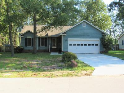 Richlands Rental For Rent: 1303 Willow Springs Drive E