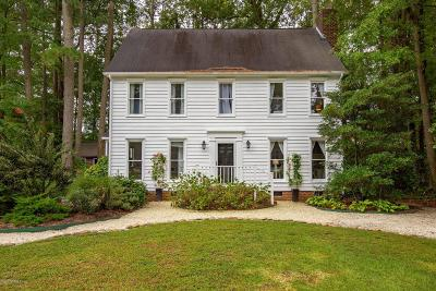Greenville Single Family Home For Sale: 519 Crestline Boulevard