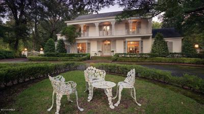 Greenville Single Family Home For Sale: 2907 S Memorial