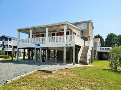 Sunset Beach Single Family Home For Sale: 1001 N North Shore Drive W