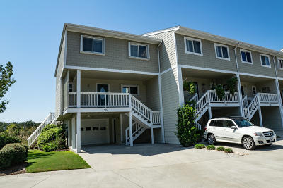 Wrightsville Beach Condo/Townhouse For Sale: 201 Lees Cut
