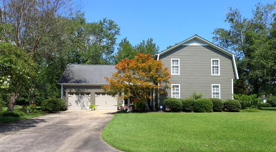 Onslow County Single Family Home For Sale: 207 Converse Drive
