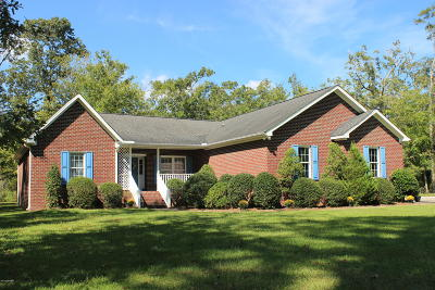 Oriental NC Single Family Home For Sale: $274,600