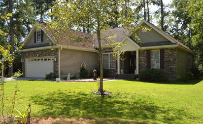 Carolina Shores Single Family Home For Sale: 6 Bayberry Circle