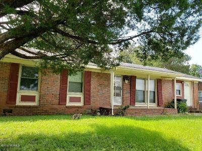 Ayden Single Family Home For Sale: 4577 Brown Road