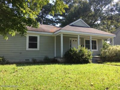 Farmville Single Family Home For Sale: 4008 Davis Circle #Ci