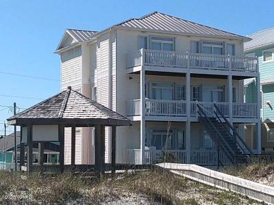 Carolina Beach Condo/Townhouse For Sale: 619 Carolina Beach Avenue S #Unit 2