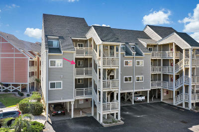 Caswell Beach Condo/Townhouse For Sale: 1000 Caswell Beach Road #1202