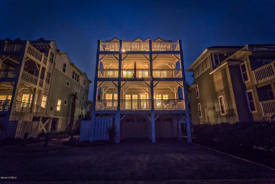 Wrightsville Beach Condo/Townhouse For Sale: 19 E Columbia Street #B