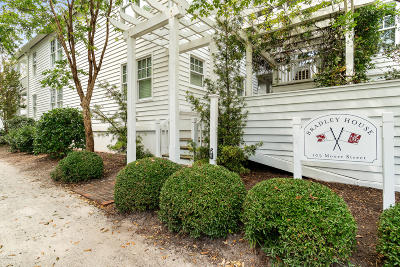 Beaufort Condo/Townhouse For Sale: 103 Moore Street #7