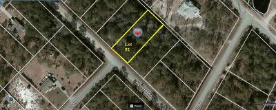 Boiling Spring Lakes Residential Lots & Land For Sale: L-52 Baymeade Road