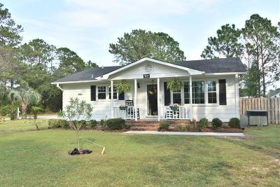 Carolina Beach Single Family Home For Sale: 408 Dow Road N