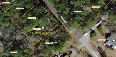 Boiling Spring Lakes Residential Lots & Land For Sale: 431 Pine Lake Road