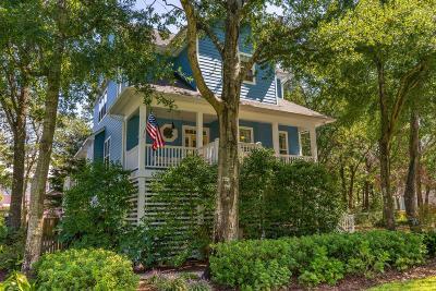 Carolina Beach Single Family Home For Sale: 1508 Drill Shell Lane
