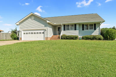Havelock Single Family Home For Sale: 435 Foxhunt Lane
