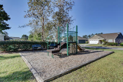 Leland Single Family Home For Sale: 1286 Clancy Drive