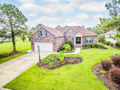 Calabash Single Family Home For Sale: 1151 Moultrie Dr. Drive NW