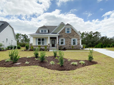 Southport Single Family Home For Sale: 4029 Traditions Court