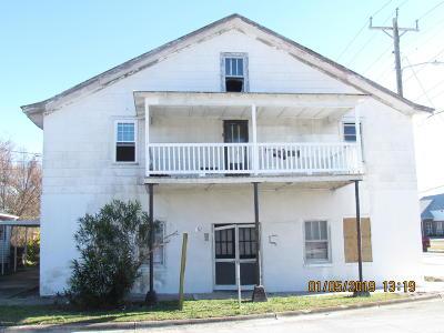 Beaufort Single Family Home For Sale: 400 Pollock Street