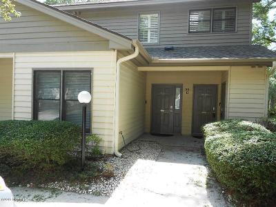 Sunset Beach Mainland NC Condo/Townhouse For Sale: $225,900