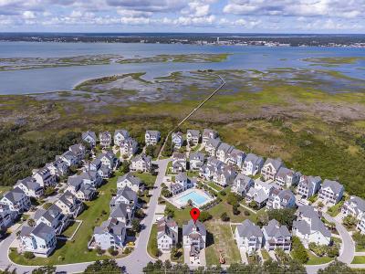 Atlantic Beach Single Family Home For Sale: 103 Sound Side Drive