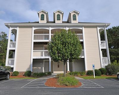 Southport Condo/Townhouse For Sale: 3350 Club Villas Drive #1901