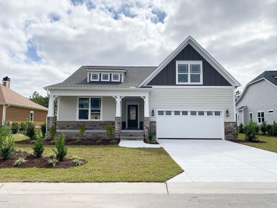 Southport Single Family Home For Sale: 4037 Traditions Court