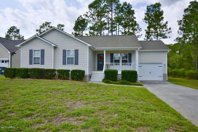 Southport Single Family Home For Sale: 581 Greenmoss Road