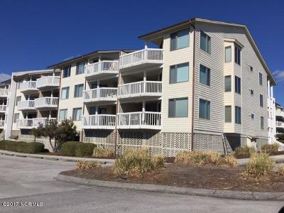 Emerald Isle Condo/Townhouse For Sale: 10300 Coast Guard Road #D-110