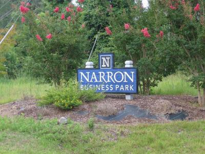 Morehead City Residential Lots & Land For Sale: 5232 Narron Business Drive