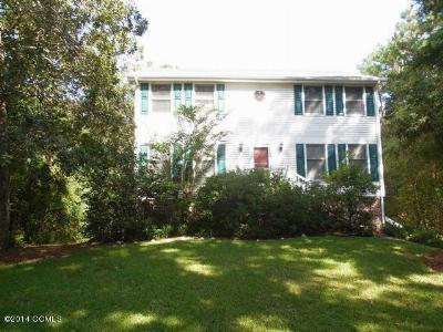 Pine Knoll Shores NC Single Family Home Sold: $225,000