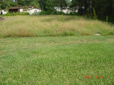 Swansboro Residential Lots & Land For Sale: 113 Brookside Court S