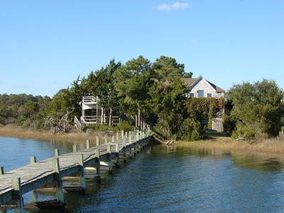 Beaufort Single Family Home For Sale: 102 Gibbs Circle