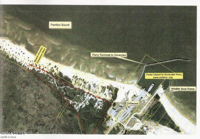Cedar Island Residential Lots & Land For Sale: 111 Sandy Landing Road