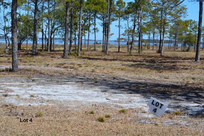Harkers Island Residential Lots & Land For Sale: 211 Bays End Court