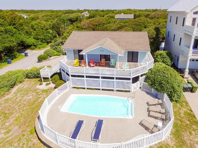 Emerald Isle Single Family Home For Sale: 100 Tracy Drive