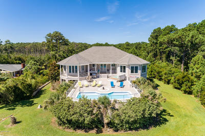 Beaufort Single Family Home For Sale: 115 Backshore Lane